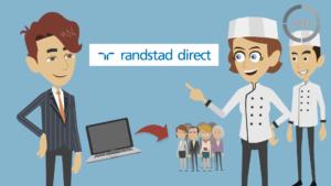 Miniature Randstad